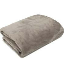 cobertor king buddemeyer aspen bege