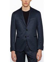 boss men's slim-fit suit jacket