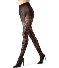 women's romantic justice fashion sheer tights