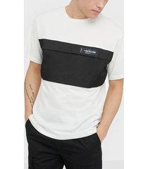 sixth june tactical t-shirt t-shirts & linnen offwhite