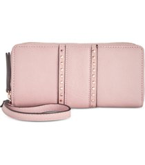 inc hazell zip around wristlet, created for macy's