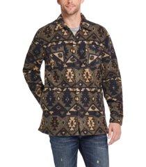 weatherproof vintage men's aztec jacket