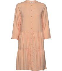 akitasz ls dress kort klänning rosa saint tropez
