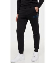 boss tracksuit pants byxor black