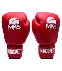luva de boxe mks professional