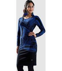 jurk amy vermont royal blue