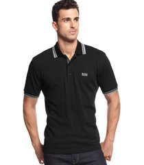boss hugo boss men's paddy polo