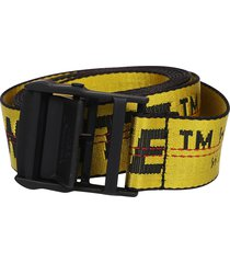 off-white belt industrial