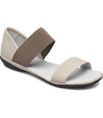right nina shoes summer shoes flat sandals grå camper
