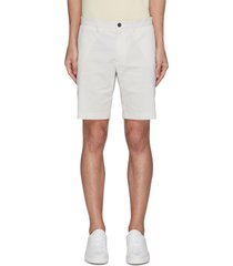 'zaine' stripe chino shorts