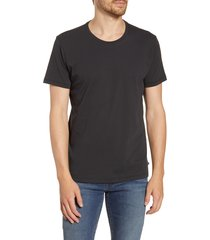 men's bonobos slim fit t-shirt, size medium - black