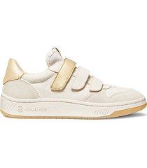 gertie two-tone grip-tape sneakers
