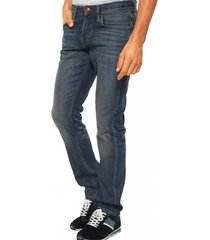 jeans denton straight recto low rise tommy hilfiger