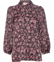 neomito shirt blouse lange mouwen multi/patroon second female