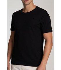 camiseta slim bispo flamê bordada masculina - masculino