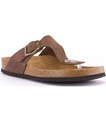 sandalia denia casual chocolate rockford