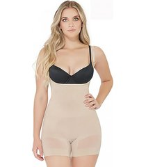body reductor tipo boxer invisible 3 en 1 piel cocoon