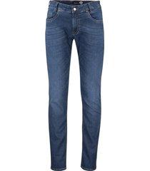 gardeur jeans bill 5-pocket blauw