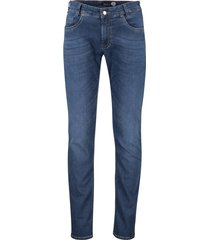 gardeur jeans bill 5-pocket blauw