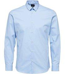 overhemd preston lichtblauw