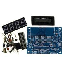 capacitor digital de alta precisión tabla de capacitancia medidor diy
