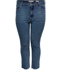straight fit jeans curvy carmilly hw ankle