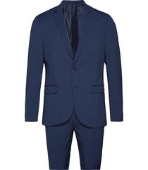 suit kostym blå casual friday