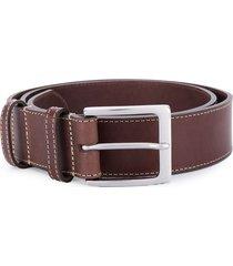 holland & holland classic belt - brown