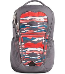 mochila vault gris the north face