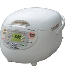 zojirushi neuro fuzzy 5.5-cup rice cooker & warmer
