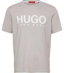 dolive213 t-shirts short-sleeved grå hugo