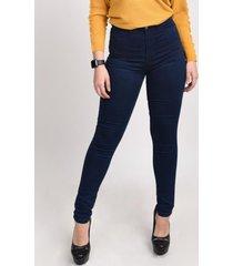jeans stretch unicolor azul 609 seisceronueve