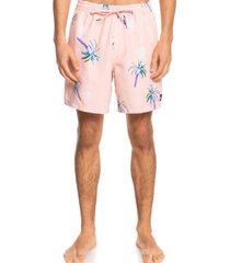 "men's royal palms 17"" volley shorts"