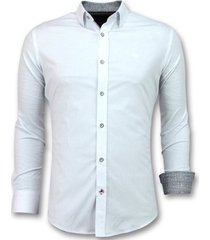 overhemd lange mouw tony backer blouse