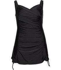 swimsuit serena plus badpak badkleding zwart wiki