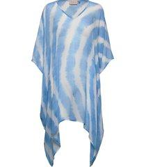 zinba beach dress beach wear blå unmade copenhagen