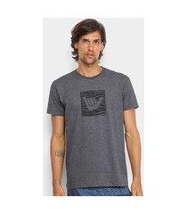 camiseta hang loose silk logattack masculina