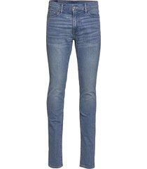 jeans jeans blå abercrombie & fitch