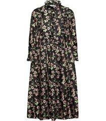 ivy dress knälång klänning multi/mönstrad lovechild 1979