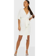 nly one kimono bow dress loose fit