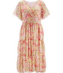 sukienka szyfonowa cannes
