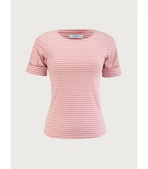 camiseta estampada manga 3/4 para mujer 10119