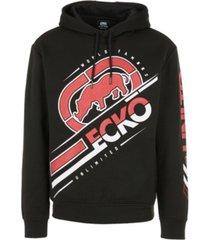 ecko unltd men's on tilt popover hoodie