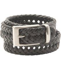 dockers braided men's belt