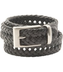 dockers braided men's belt