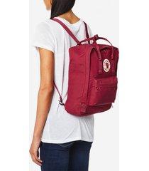 fjallraven kanken backpack - plum