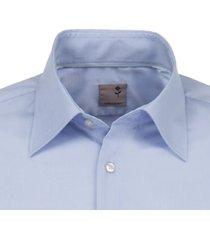 seidensticker heren overhemd lichtblauw poplin ml7 tailored fit
