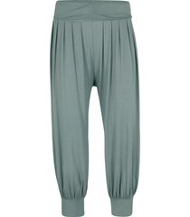 pantaloni alla turca (verde) - bpc bonprix collection