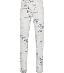 2 moncler 1952 map pants