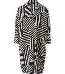 klänning slfaleena-tonia 7/8 aop short dress